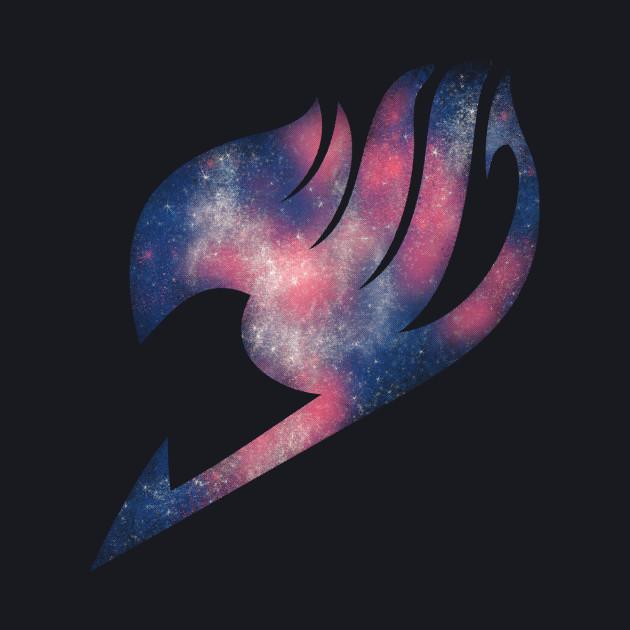 Fairy Tail galaxy logo