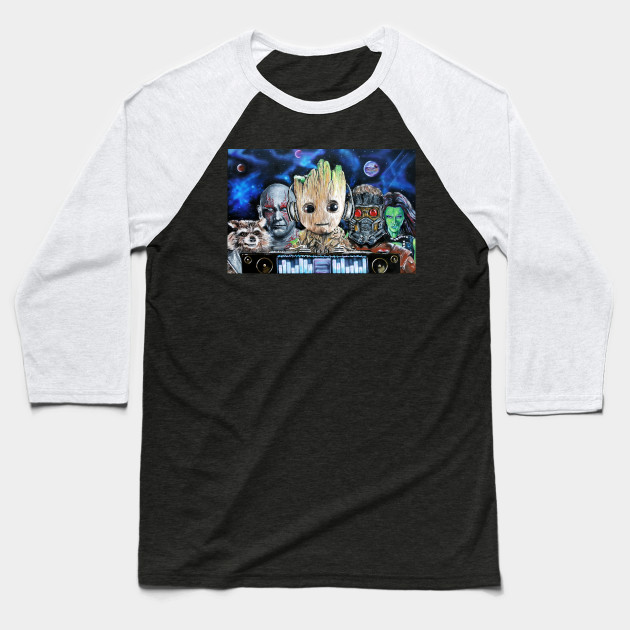 The Baseball Dj Groot Of ShirtTeepublic T Guardians Galaxy BdQrCWoxe