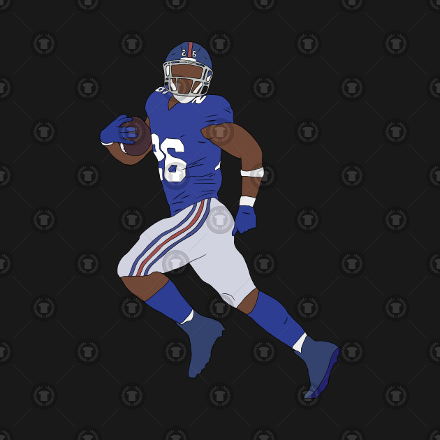 on sale 19bf6 71cce Saquon Barkley Giants