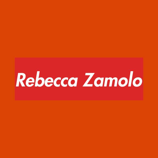 Rebecca Zamolo Rebecca Zamolo T Shirt Teepublic
