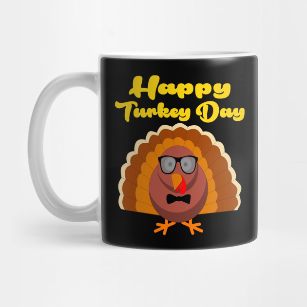 Happy Thanksgiving Gift Mug