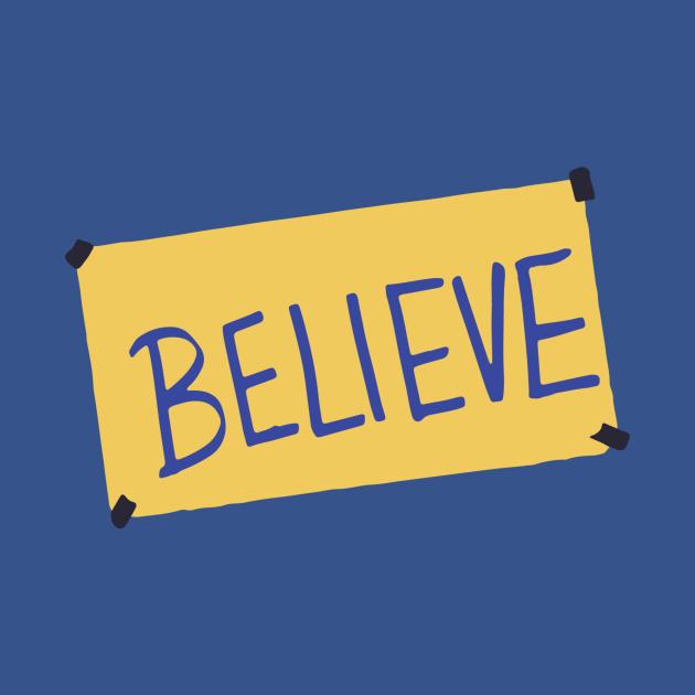 Ted Lasso - Believe