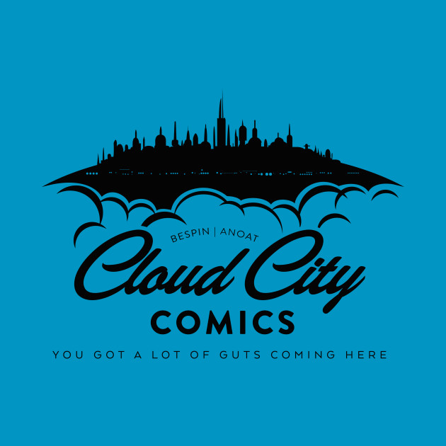 Cloud City Comics