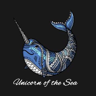 8ac84272a Narwhal Unicorn Of The Sea T-Shirts | TeePublic