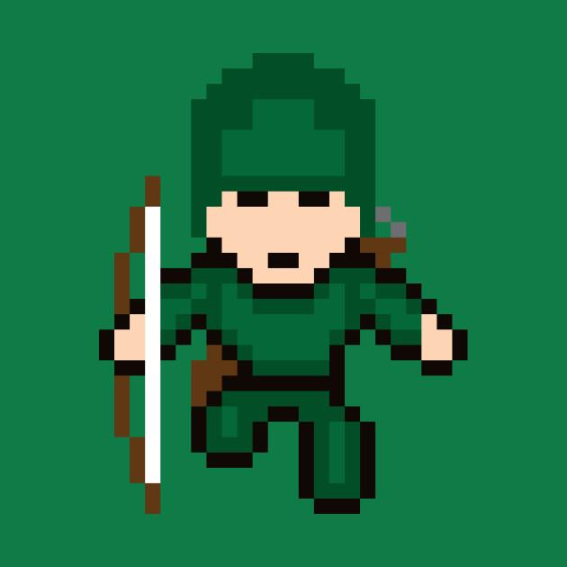 Pixel Arrow