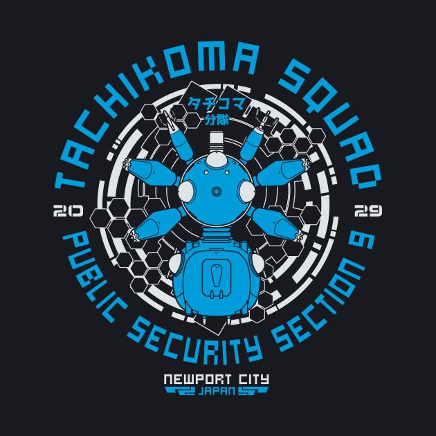 Tachikoma Squad