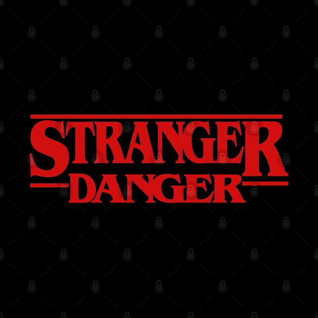 Stranger Danger - Parody Logo
