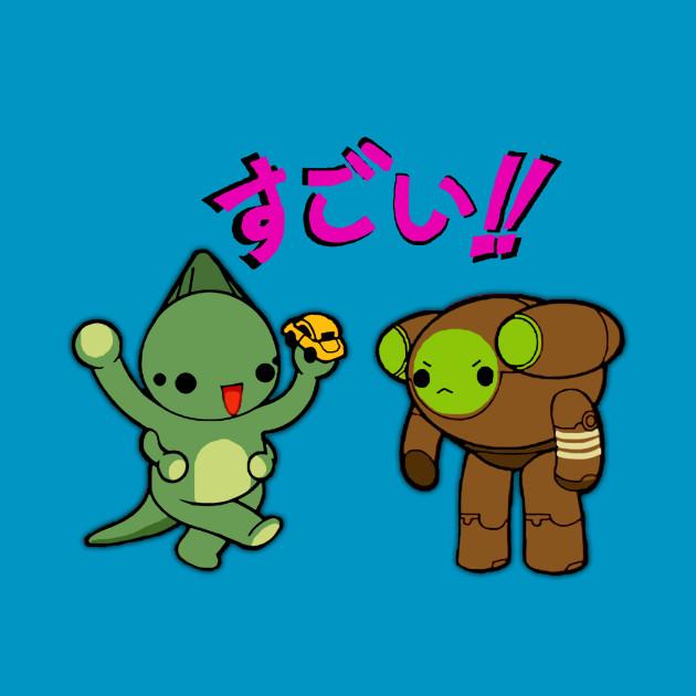 Kaiju Cuties