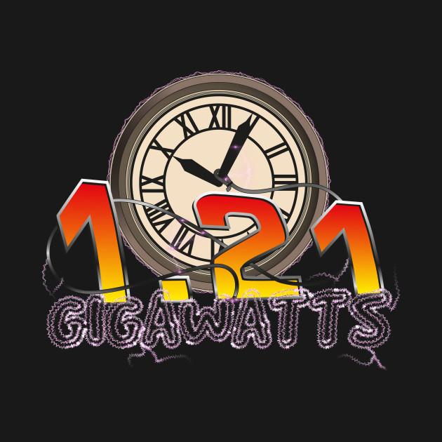 1.21 GIGAWATTS??