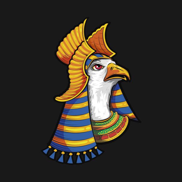 Fun Egyptian Eagle