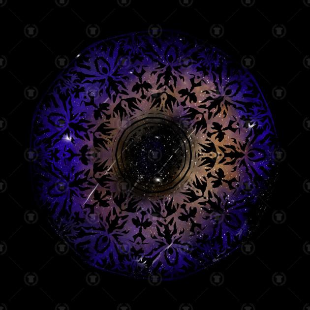 Galaxy Mandala
