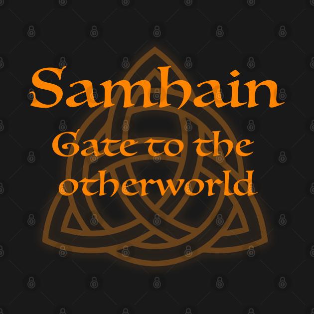 Samhain Halloween Celtic Trick Treats Pumpkin Gift