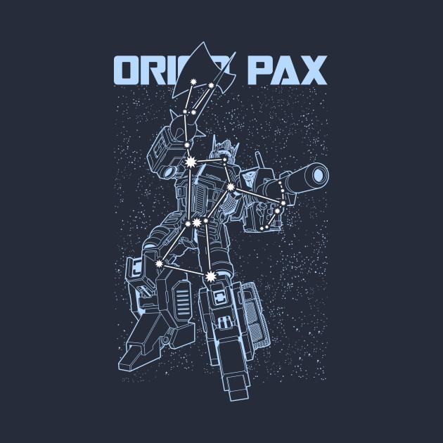 Optimus Prime Constellation