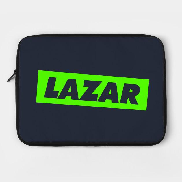 LazarBeam Logo Bright Green