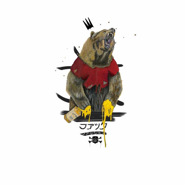 'Hunny' Bear