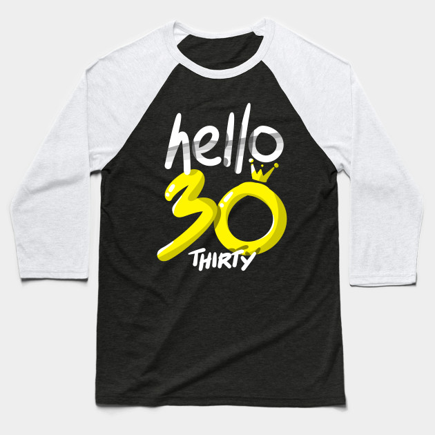 2018search Volume Jun 2018trendcpc Usdcompetition Hello Thirty Birthday Shirt 30th Bday Gift Tee