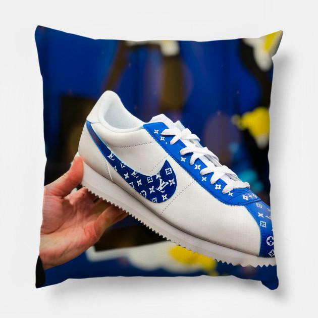 Nike cortez Louis Vuitton custom
