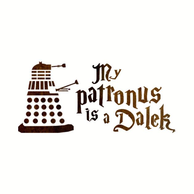My patronus is a Dalek