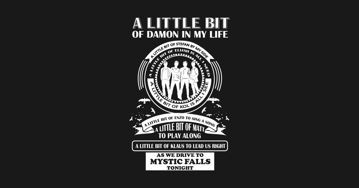 Tvd Amp The Originals Fan Song The Vampire Diaries Sticker
