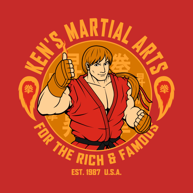 Martial Arts for the Rich and Famous