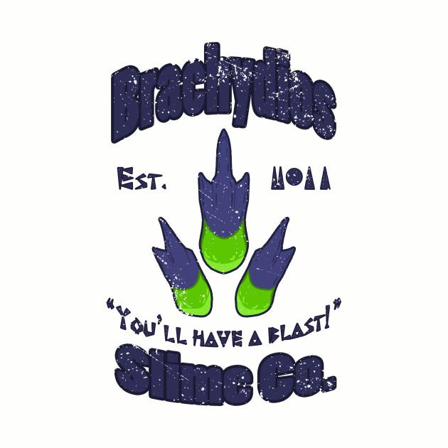 Brachydios Slime Co  by swainathan