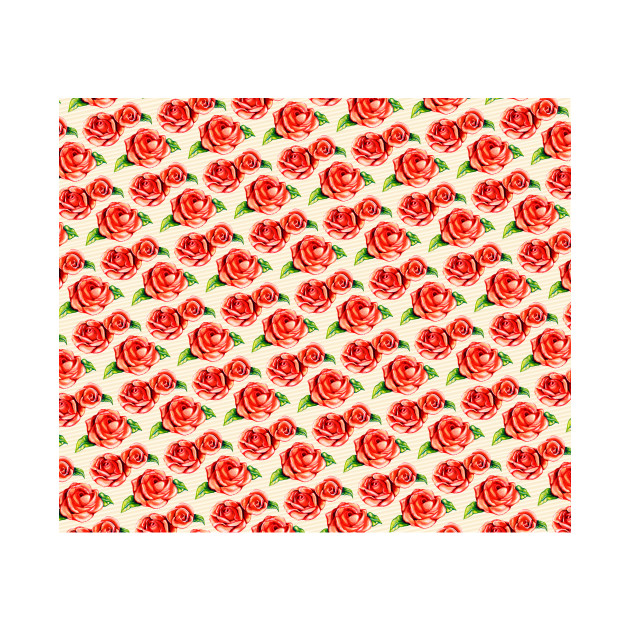 Floral Frosting Pattern