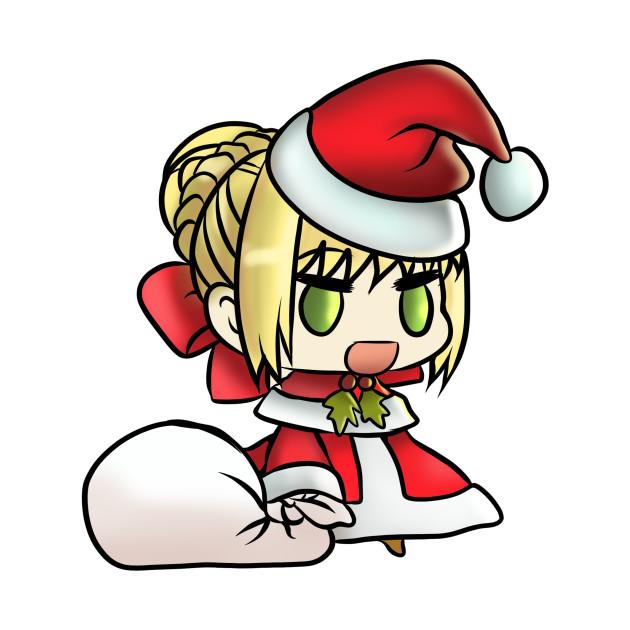 PADORU merry christmas meme anime fate/extra - Padoru - T ...