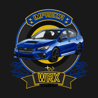 Subaru Impreza WRX T Shirt