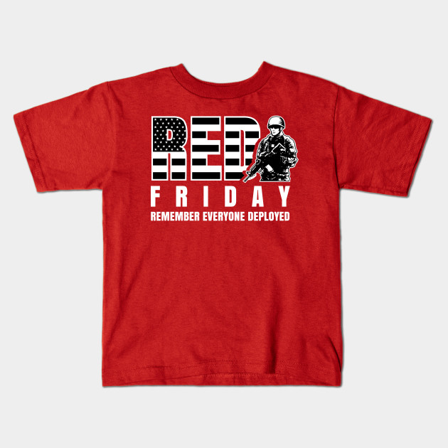 ec922f66 Red Friday Military Shirts: Remember Everyone Deployed - Red Friday ...