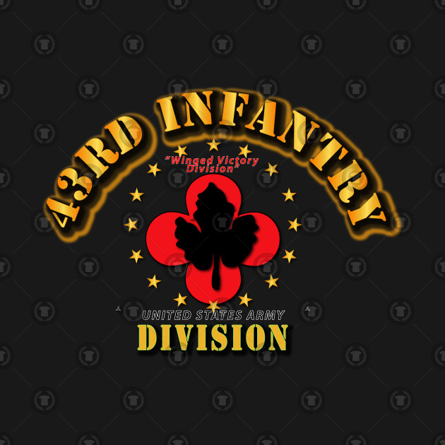 43rd Infantry Division - Winged Victory Division