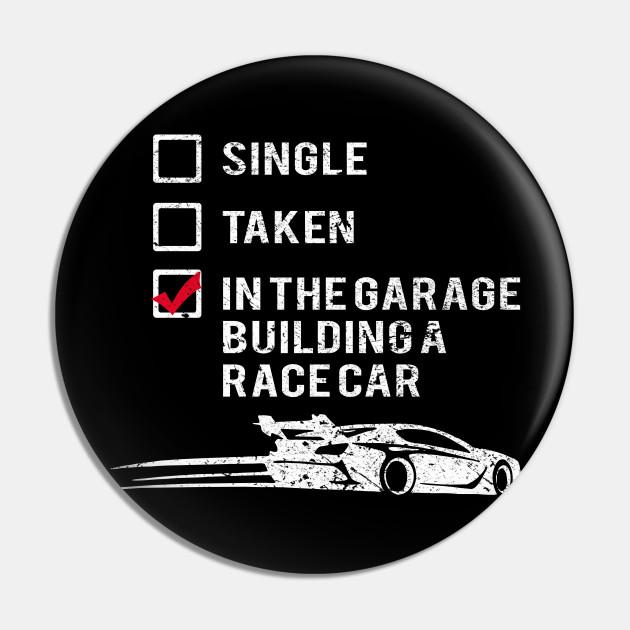 Single taken in the Garage Building a Race Car T-Shirt schwarz Mechaniker JDM Racing | eBay
