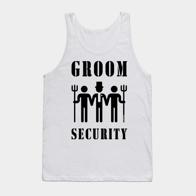 1d8976a688401 Groom Security (Bachelor Party   Stag Night   Black) - Stag Party ...