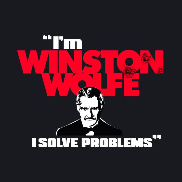 I'm Winston Wolfe