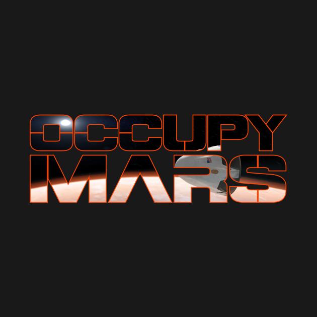 Occupy Mars Orbit