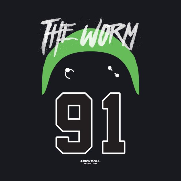 """""""The Worm"""" - Dennis Rodman"""
