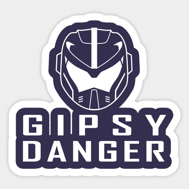 Gipsy danger sticker