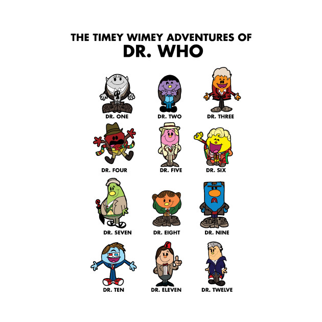 The Timey Wimey Adventures of the Doctor