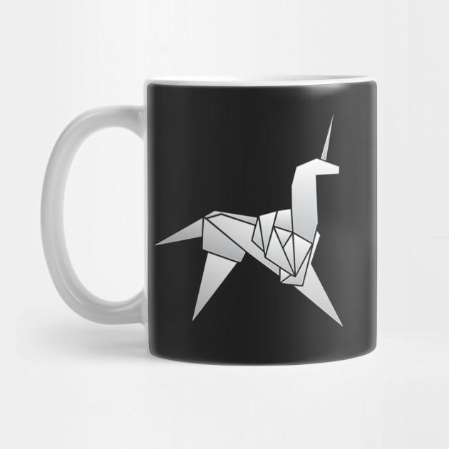 Blade Runner Origami Unicorn Pin: Blade Runner / Origami Unicorn