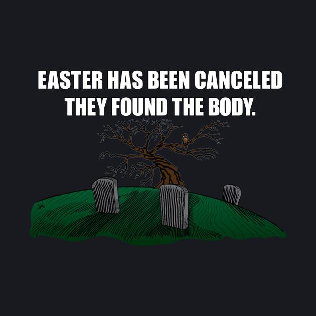 Easter Canceled