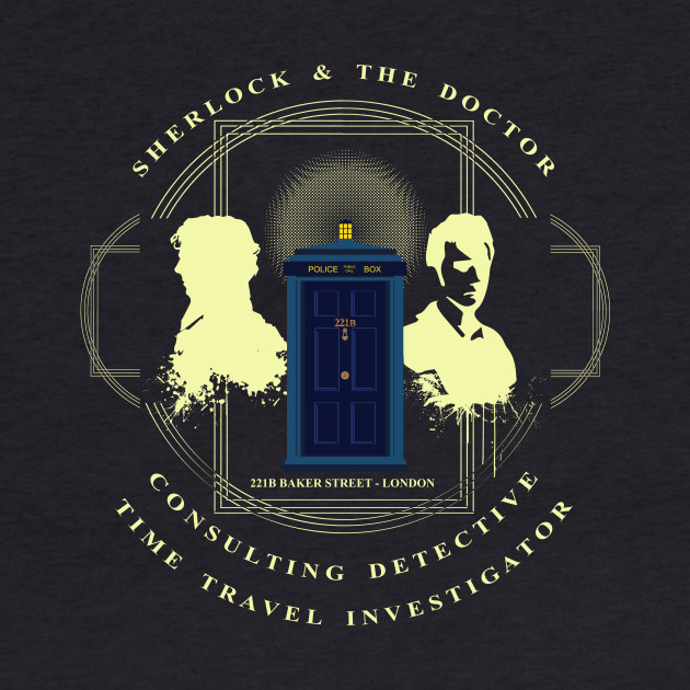 CONSULTING DETECTIVE & TIME TRAVEL INVESTIGATOR