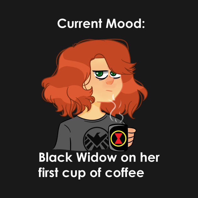 Black Widow in the Morning