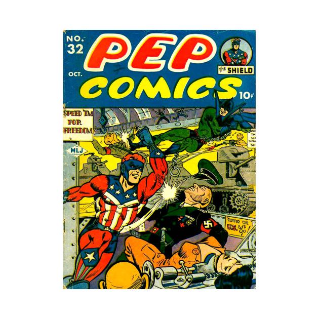 PEP Comics No. 32