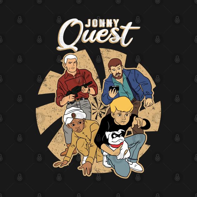 Retro Jonny Quest
