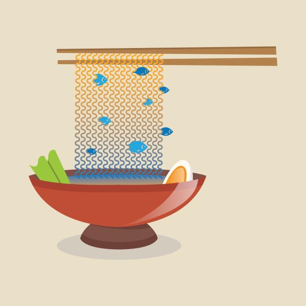 Noodles Sea