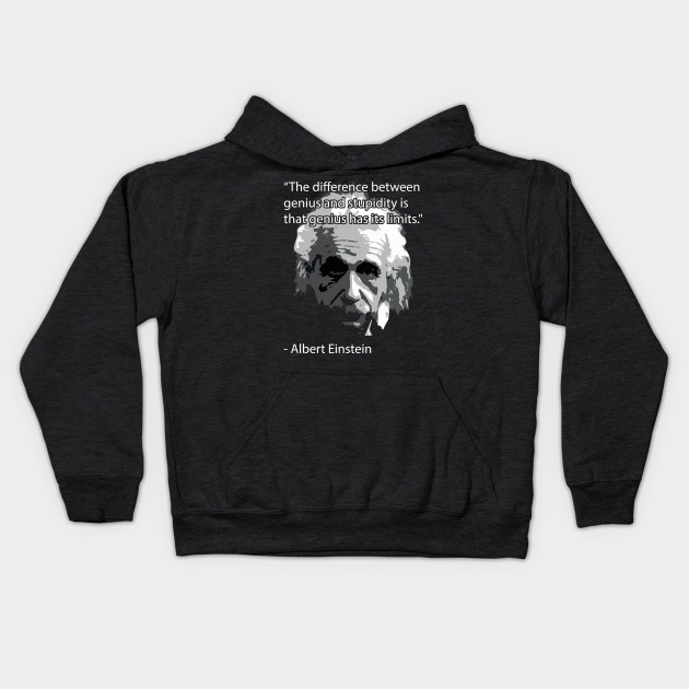 Einstein Quote Tee!