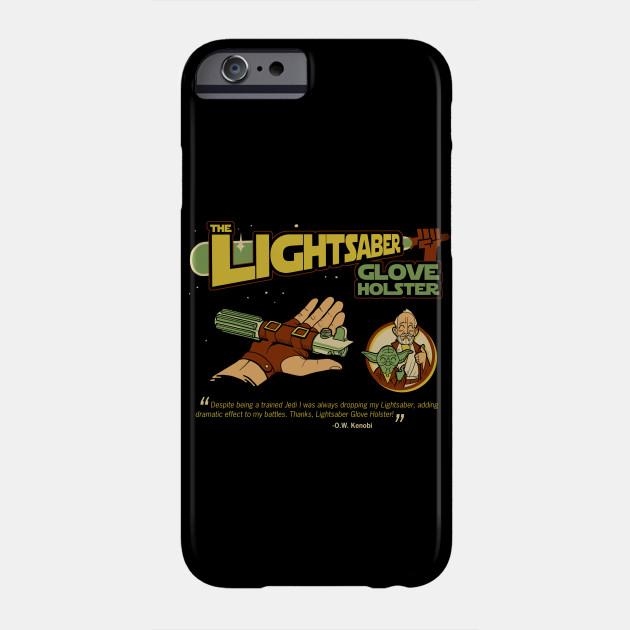 Lightsaber Glove Holster