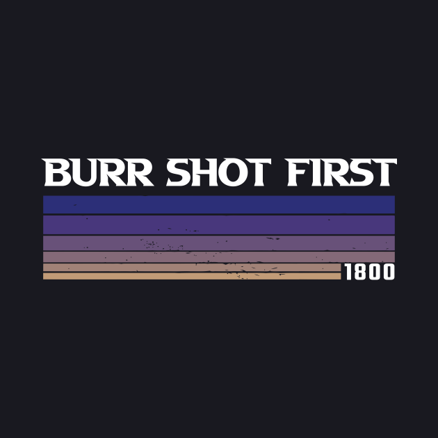 Retro Burr Shot First 1800
