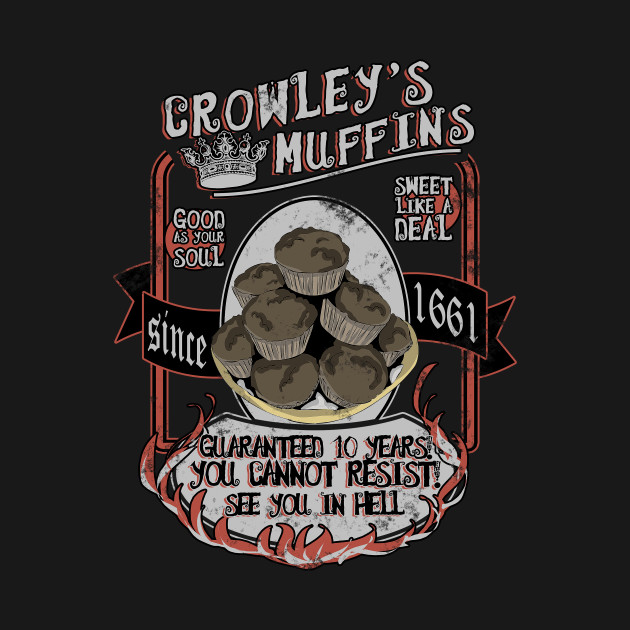 Crowley's muffins