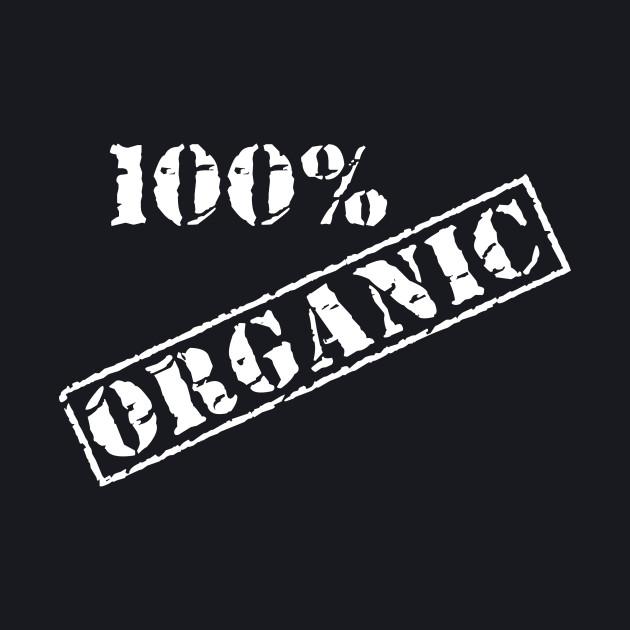 Earth Day 100% Organic