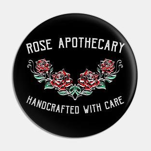 Moira Rose and David Rose Schitts Creek Pin Badges